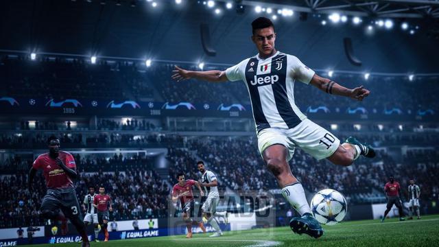 Imagem de Jogo FIFA 20 - PS4