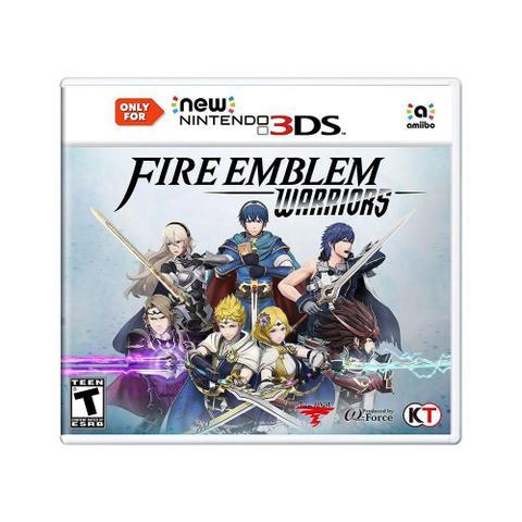 Jogo Fire Emblem Warriors - New 3ds - Nintendo