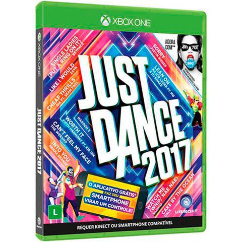 Imagem de Jogo Game Just Dance 2017 - Xbox One BJO-483