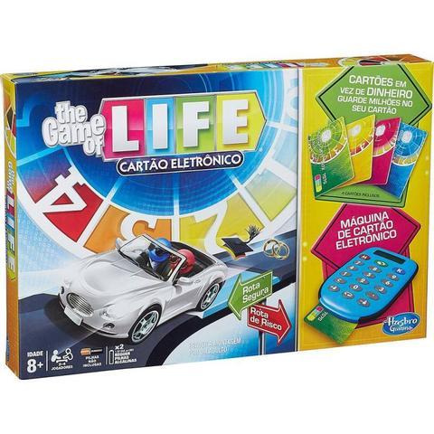 Imagem de Jogo Game of Life Eletrônico - Hasbro Gaming A6769