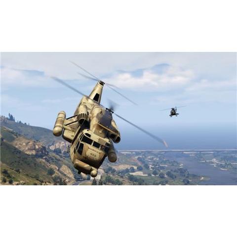 Imagem de Jogo GTA V (GTA 5) Grand Theft Auto V PS4