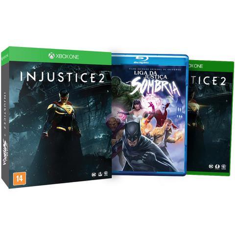 Imagem de Jogo Injustice 2 - Edição Limitada Xbox One
