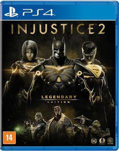 Imagem de Jogo Injustice 2 Legendary Edition - PS4