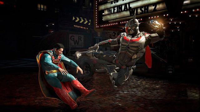 Imagem de Jogo Injustice 2 Legendary Edition Xbox One - Mídia Física Lacrada