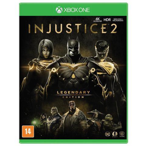 Imagem de Jogo Injustice 2 Legendary Edition - XBOX