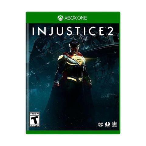 Imagem de Jogo Injustice 2 - Xbox One