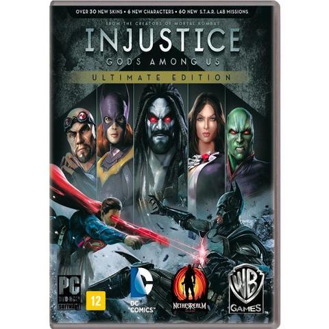 Imagem de Jogo Injustice: Gods Among Us (Ultimate Edition) - PC