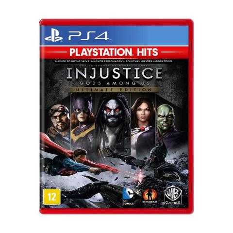 Imagem de Jogo Injustice: Gods Among Us (Ultimate Edition) - PS4
