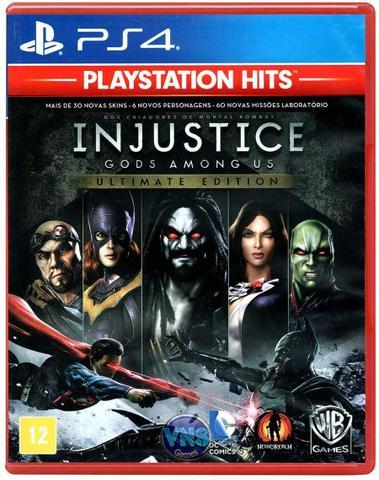 Imagem de Jogo Injustice: Gods Among Us (Ultimate Edition) - PS4