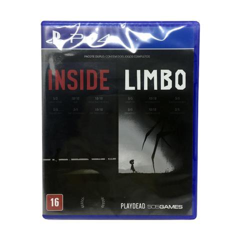 Imagem de Jogo Inside + Limbo - PS4
