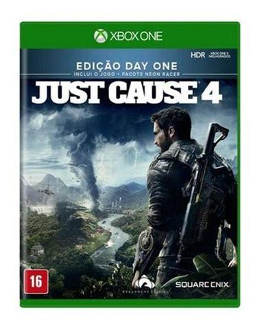 Imagem de Jogo Just Cause 4 Para Xbox One