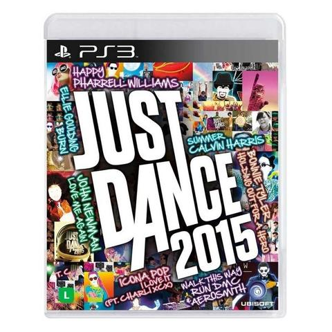 Imagem de Jogo Just Dance 2015 - PS3