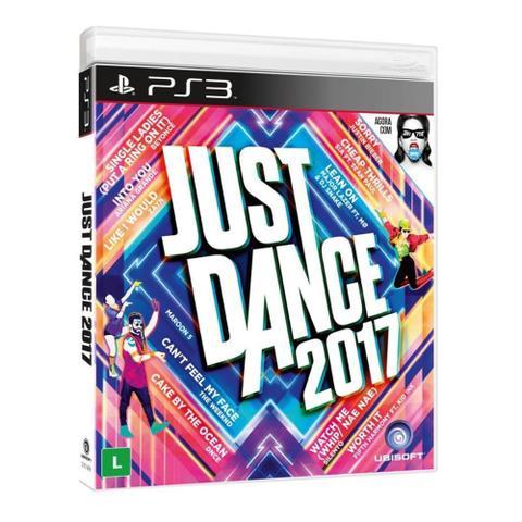 Jogo Just Dance 2017 - Playstation 3 - Ubisoft