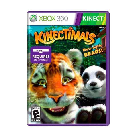 Imagem de Jogo Kinectimals: Now with Bears! - Xbox 360