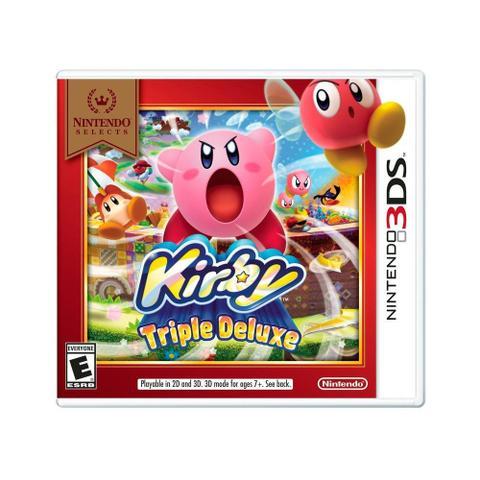 Imagem de Jogo Kirby: Triple Deluxe - 3DS