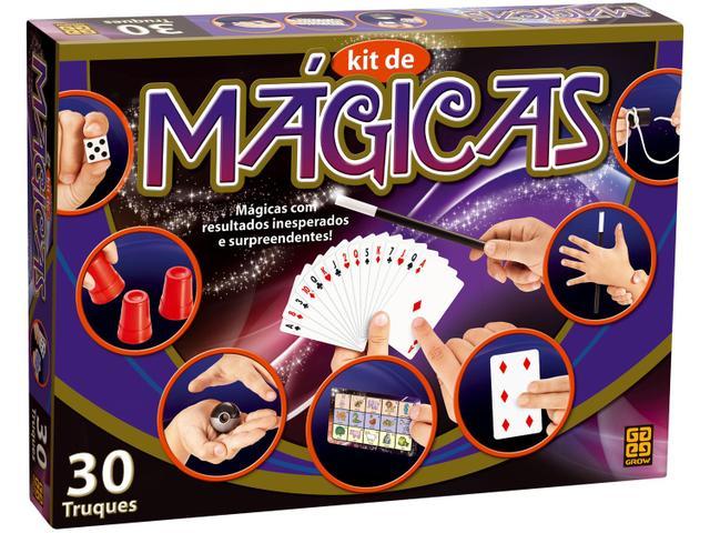 Imagem de Jogo Kit de Mágicas