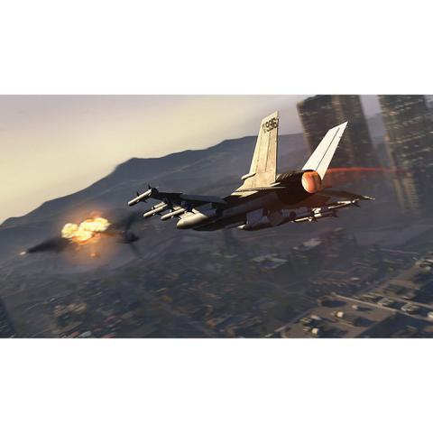 Imagem de Jogo Lacrado Novo Grand Theft Auto V Gta 5 Para Xbox 360