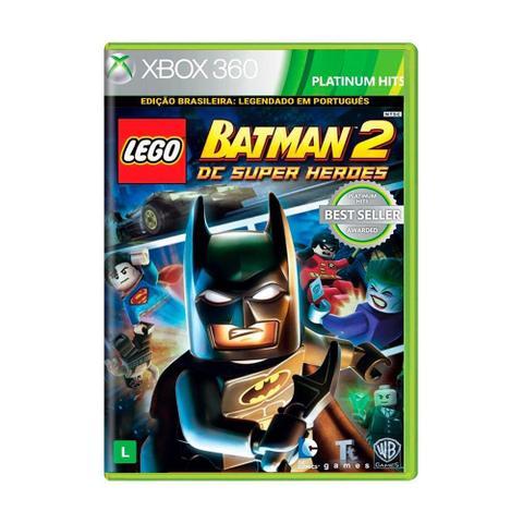 Imagem de Jogo LEGO Batman 2: DC Super Heroes - Xbox 360