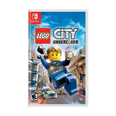 Jogo Lego City Undercover - Switch - Nintendo