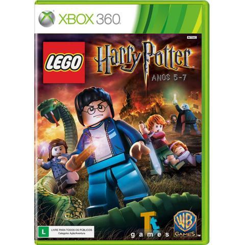 Imagem de Jogo Lego Harry Potter Anos 5-7 - Xbox 360