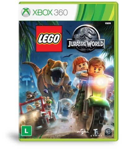 Imagem de Jogo Lego Jurassic World Xbox 360 TT Games