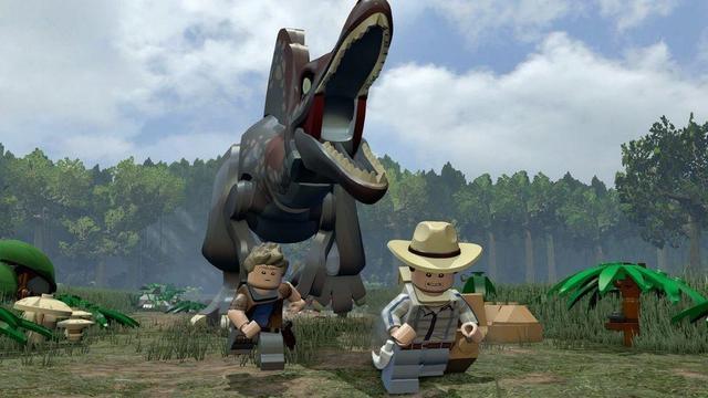 Imagem de Jogo LEGO Jurassic World - Xbox 360