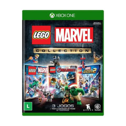 Jogo Lego Marvel Collection - Xbox One - Nintendo