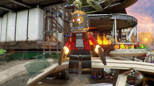 Imagem de Jogo LEGO Marvel Super Heroes 2 - PS4