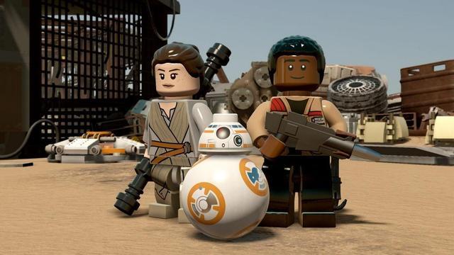 Imagem de Jogo LEGO Star Wars: O Despertar da Força (Edição Deluxe) - Xbox One