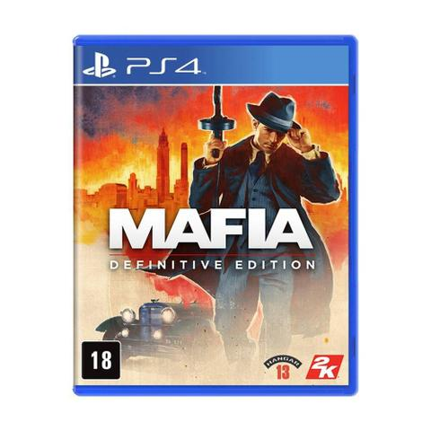 Imagem de Jogo Mafia: Definitive Edition - PS4
