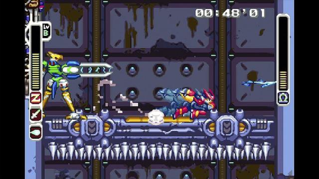 Imagem de Jogo Mega Man Zero/ZX Legacy Collection - PS4