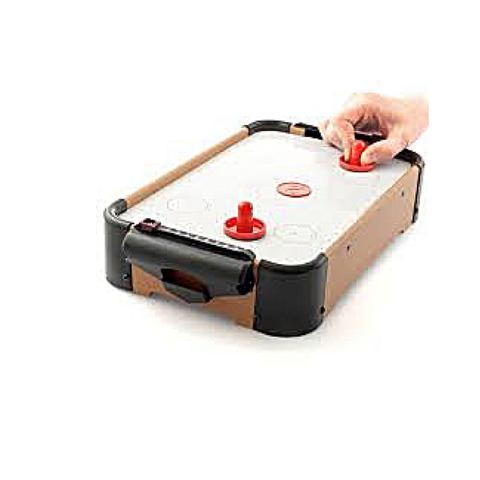 Imagem de Jogo Mesa De Disco Air Hockey Ideal para Casa E Bares salas de jogos games