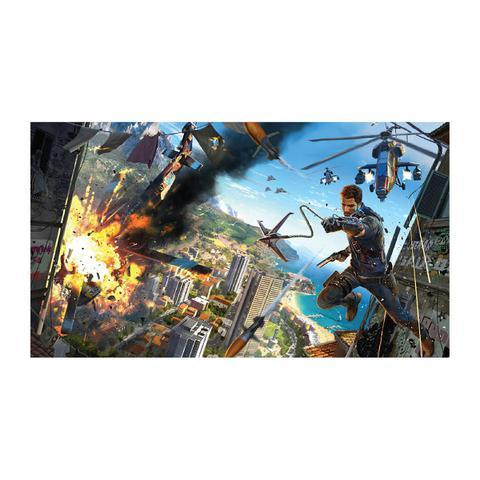 Imagem de Jogo Mída Física Just Cause 3 Edição Day One Original PC