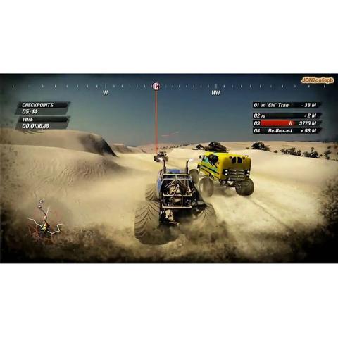 Imagem de Jogo Midia Fisica Activision Monster Jam Para Pc Computador