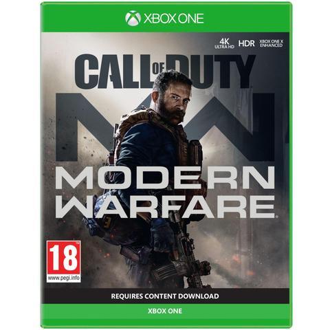 Imagem de Jogo Midia Fisica Call of Duty Modern Warfare para Xbox One