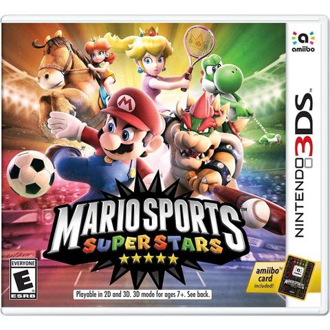 Jogo Mario Sports Superstars - 3ds - Nintendo