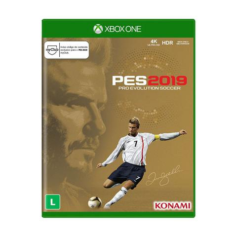 Jogo Pes 2019 David Beckham Edition - Xbox One - Konami