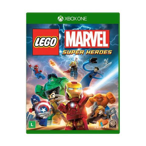 Jogo Lego Marvel: Super Heroes - Xbox One - Warner Bros Interactive Entertainment