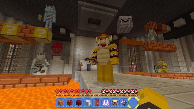 Imagem de Jogo Minecraft: Nintendo Switch Edition - Switch