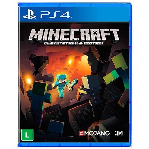 Imagem de Jogo Minecraft - PS4