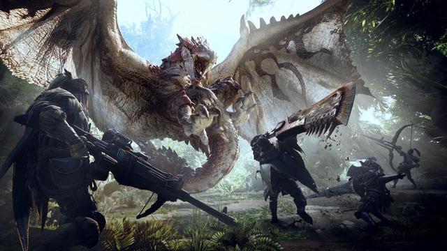 Imagem de Jogo Monster Hunter: World - PS4