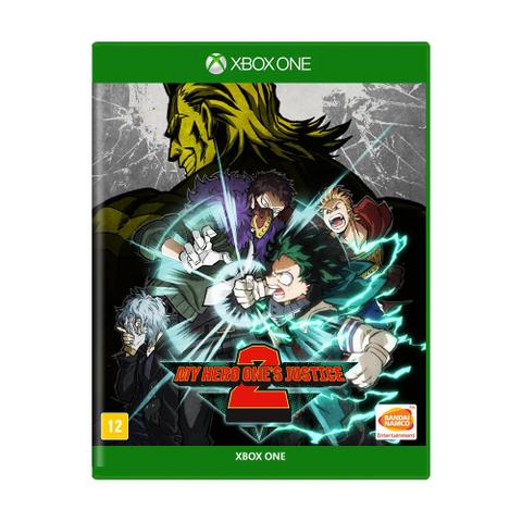 Jogo My Hero Ones Justice 2 - Xbox One - Bandai Namco Games