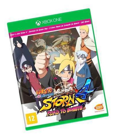 Jogo Naruto Shippuden: Ultimate Ninja Storm 4 - Xbox One - Bandai Namco Games