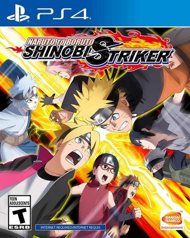 Imagem de Jogo Naruto to Boruto Shinobi Striker - Edição de Lançamento - Ps4