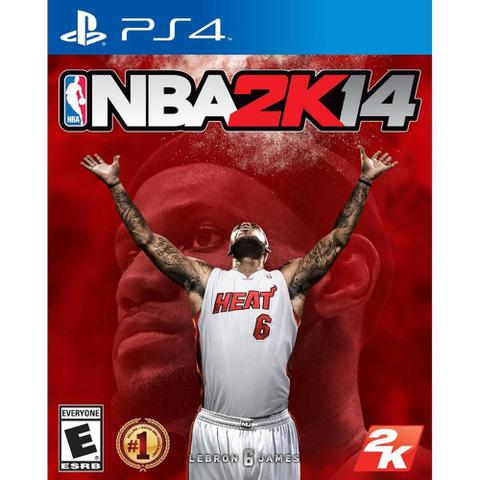 Imagem de Jogo NBA 2K14 - PS4