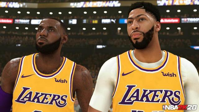 Imagem de Jogo NBA 2K20 - Xbox One
