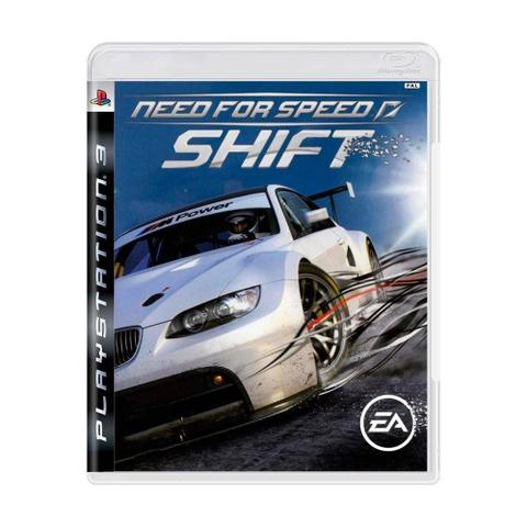 Jogo Need For Speed Shift - Playstation 3 - Ea Games