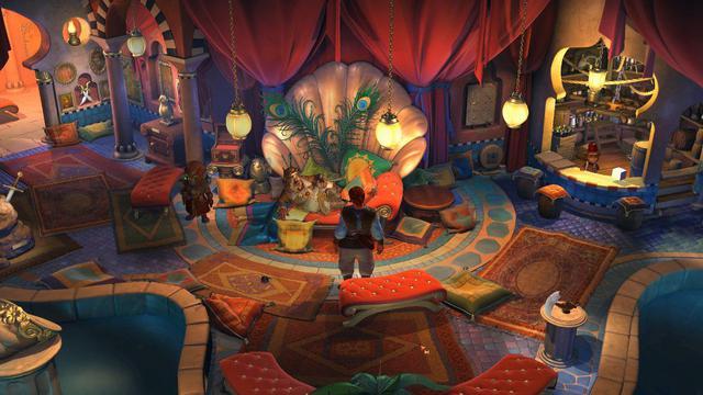 Imagem de Jogo Novo Lacrado The Book Of Unwritten Tales 2 Xbox One
