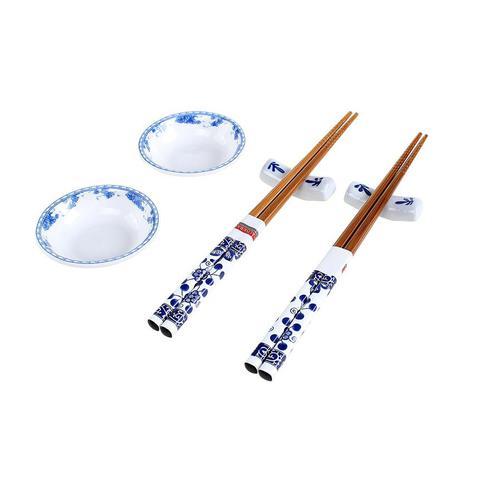 Imagem de Jogo para comida japonesa 6 peças Hauskraft JGJP-001