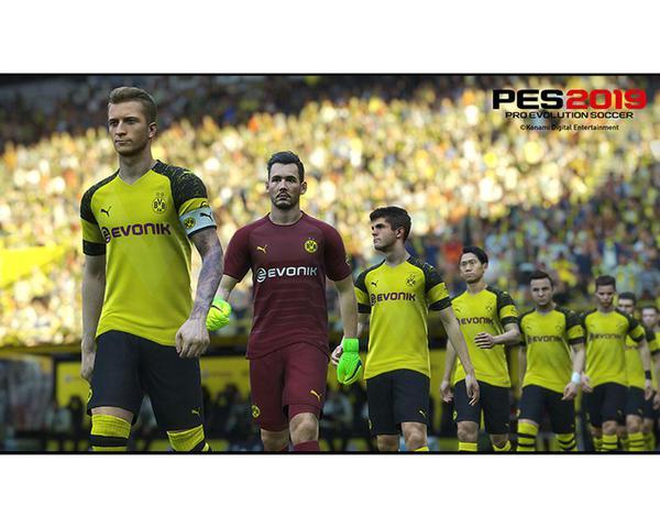Imagem de Jogo PES 19 Pro Evolution Soccer 2019 - PS4